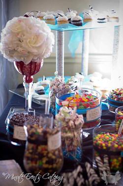 Candy Buffet Bridal Show 2012