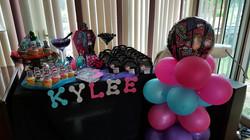 5 Yr Old Birthday Celebration