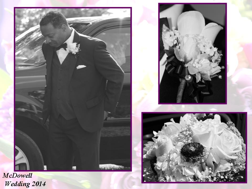 McDowell Wedding- Photography