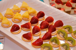 Pineapple/Strawberry/Kiwi Delights