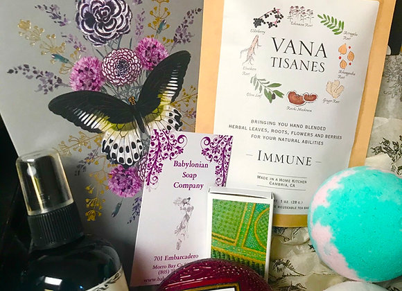 Destress Self Care Box
