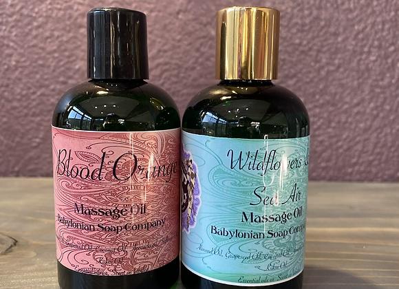 4oz Massage Oil