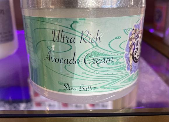 Avocado Thick Butter  5 oz jar