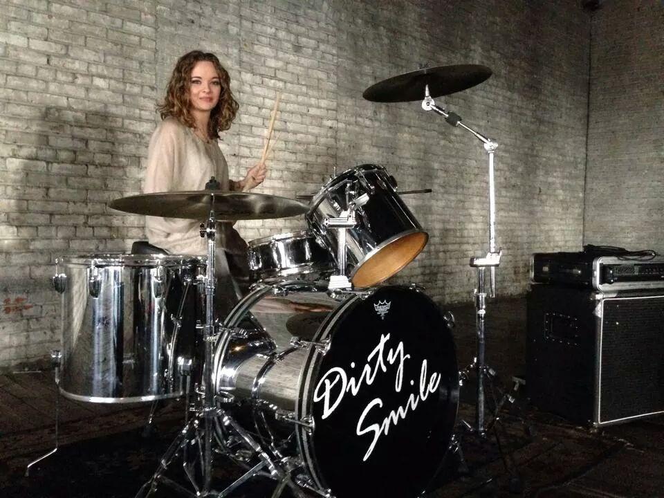 Megan Brown on Drums.jpeg