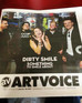 ARTVOICE COVER STORY: DIRTY SMILE!