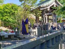 蓮勝寺 在日同胞無縁仏共同墓地法要祭挙行