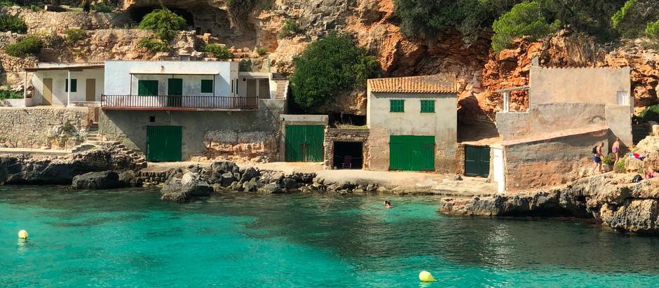 Cala Llombards - Traumhafte Kulisse an der Südostküste von Mallorca