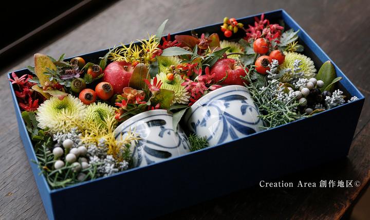 お花のラッピングで特別なプレゼント
