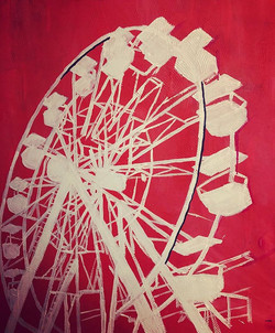 in process. Love #riesenrad🎡