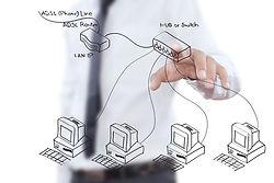 Installation et configuration réseau d'entreprise, Exalsys, Chablis, Yonne