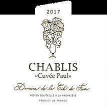 ETIQUETTE_-_CHABLIS_CUVEE_PAUL_2017_déto