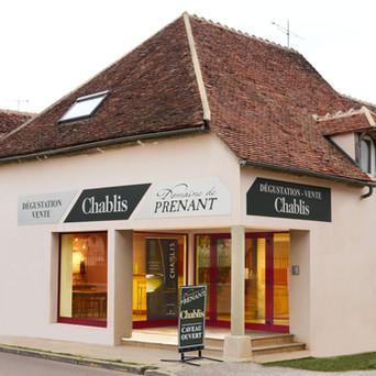 Boutique Domaine de Prenant