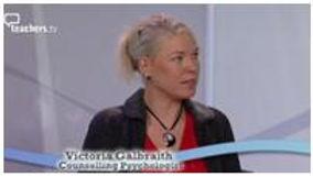 Dr Victoria Galbraith on Teachers TV
