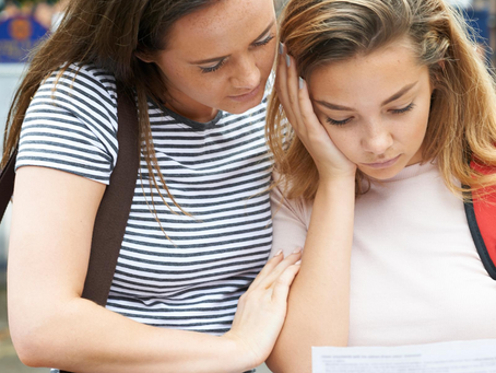 A Level Results Day Blog 2020: Mental Health Support