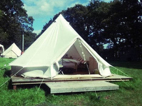 Healthy Glamping with SEAcotherapy