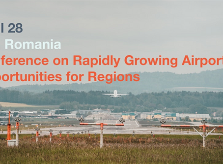 POSTPONED: Conference on Rapidly Growing Airports: Opportunities for Regions
