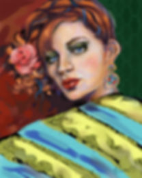 Adriana Cerrotti's Painting