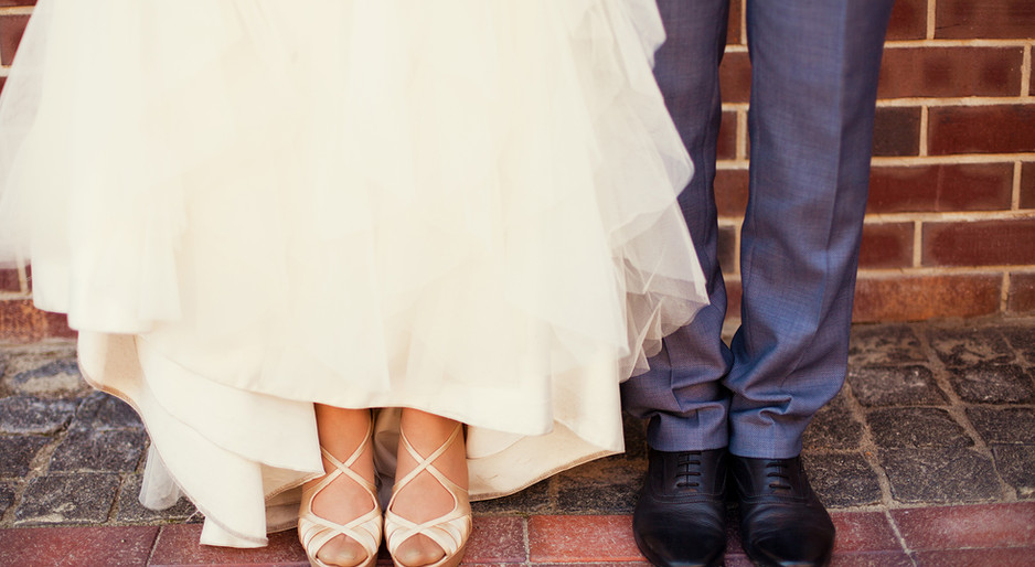Zapatos de novios
