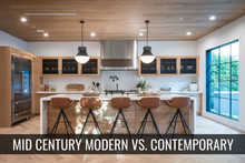 Mid-Century Modern vs. Contemporary