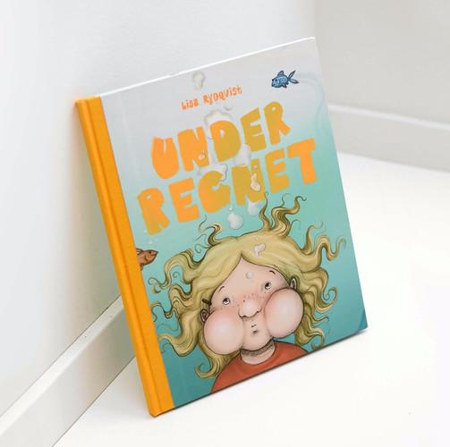 Barnboken Under regnet