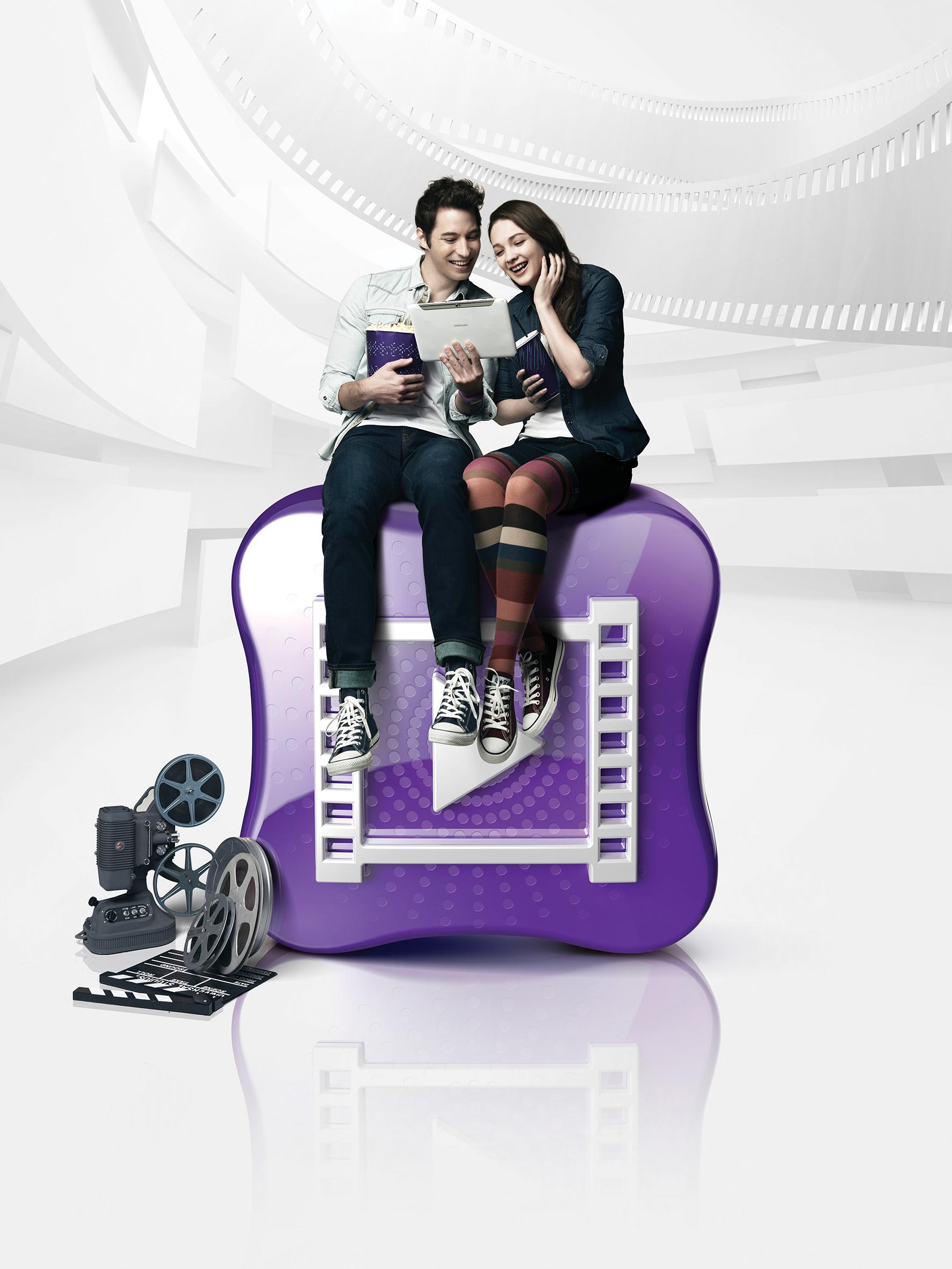 smart hub(movie)