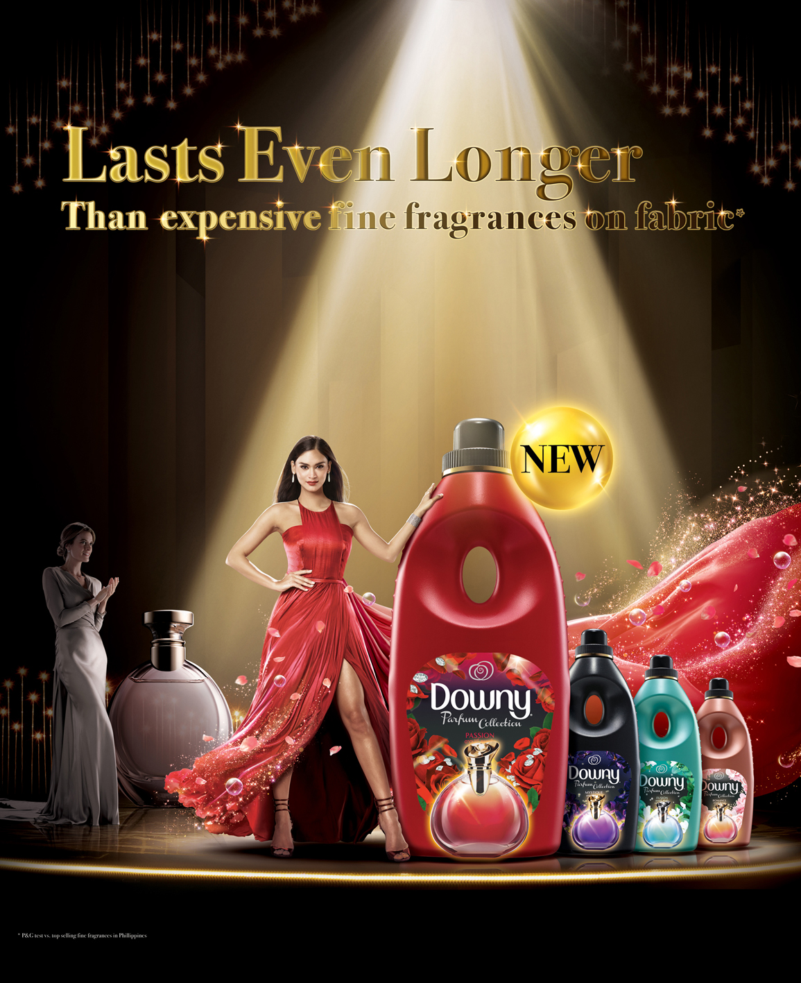 Downy Chanel Restage MGZ