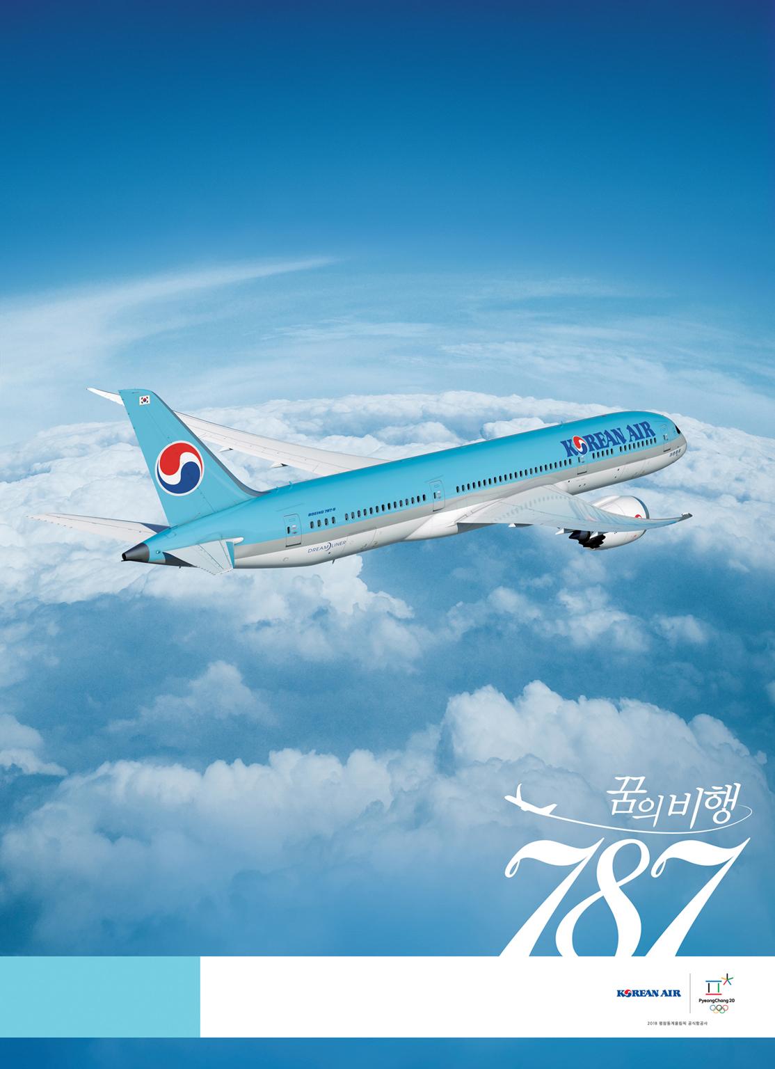 대한한공 787