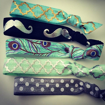 NEW Mint & Teal Spring 5 Pack