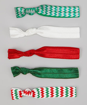 Red & Green 5 Pack