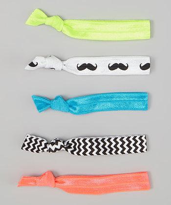 Neon, Mustache, & Chevron 5 pack