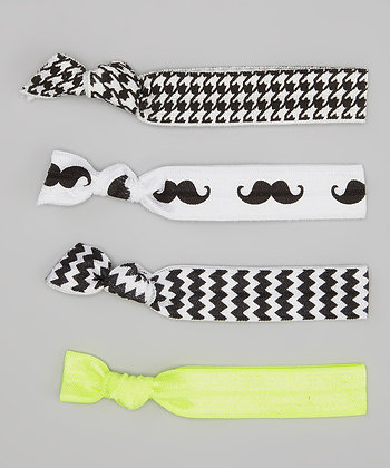 Black, White and Neon 5 Pack