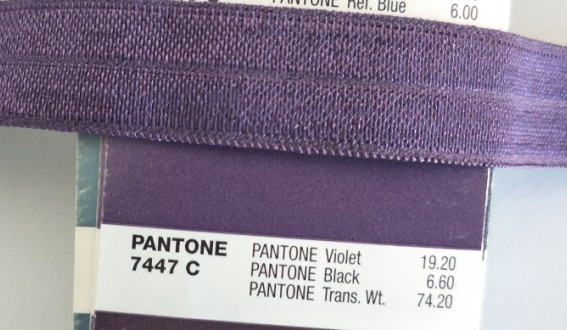 Matched exact Pantone color for branding