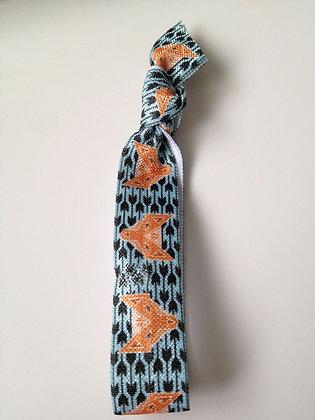 Lux Fox-Say Hair Tie
