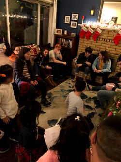 Internationals Christmas
