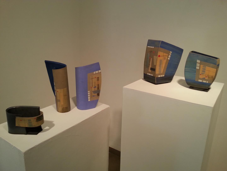 """""""Homage"""" Ma'alot Municipal Gallery"""