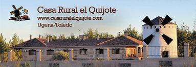casa rural, casa rural Toledo, turismo rural, ruta del quijote