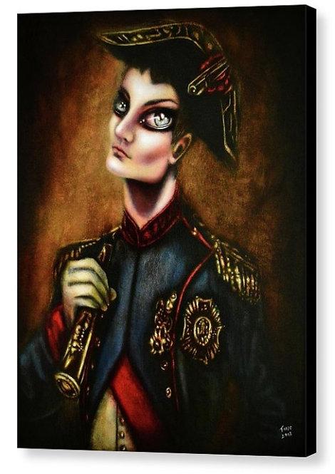50cm x 70cm Canvas Print of Napoleon