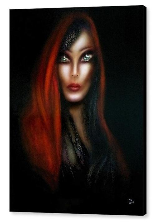 50cm x 70cm Canvas Print of Mary Magdalene