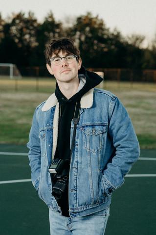 Ben: Deserted Basketball Court