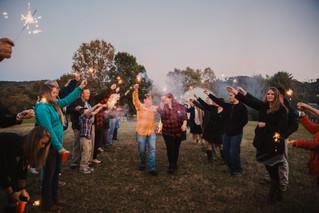Hannah + Alex: Chattanooga Fall Wedding