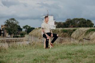 Matt Hildreth: Storm Intruding Portraits