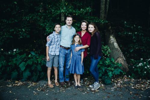 Radnor Lake Family Session