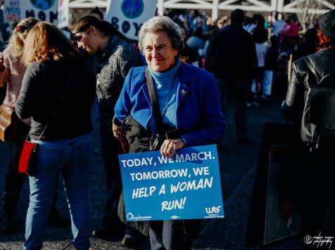 Women's March 2.0