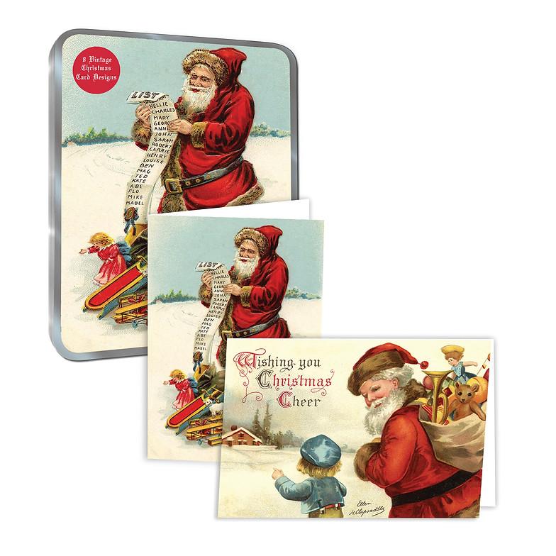 Christmas Notecards.Christmas Notecards Robert Frederick Ltd