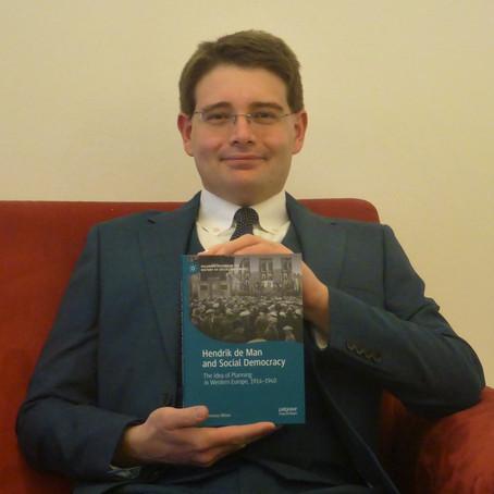Hendrik de Man, Economic Planning, and Western European Social Democracy (EUI Interview)