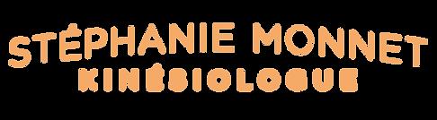 Stéphanie Monnet Kinésiologue Kinésiologie