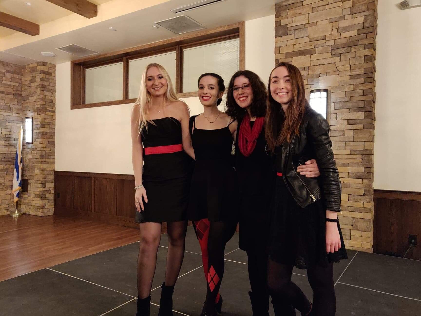 Winter Concert 2018 Altos 1