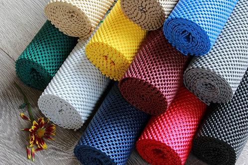 StayPut Non-Slip Fabric Roll - 30.5 x 182.9cm - Chilli Red