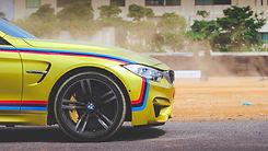 Sarı Spor Araba