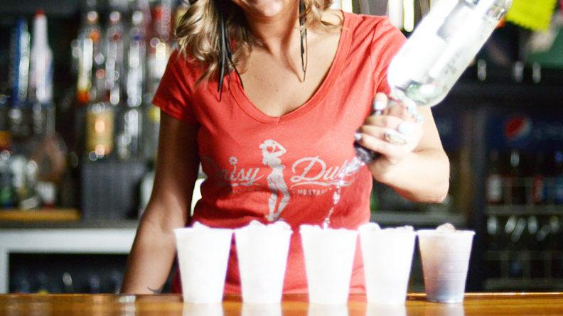 Daisy Dukes Sparkle T-Shirt